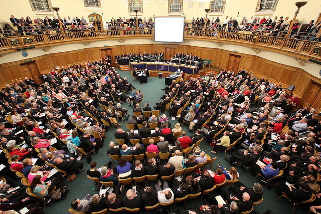 General Synod elections