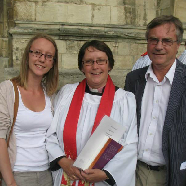 Quinton's new vicar can care for hearts and souls
