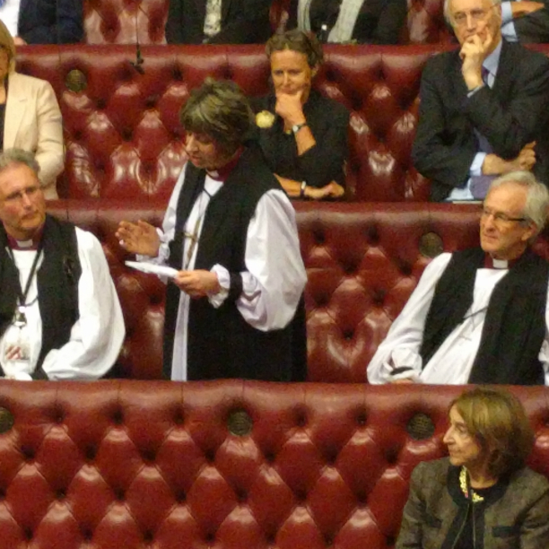 Bishop Rachel's Maiden speech
