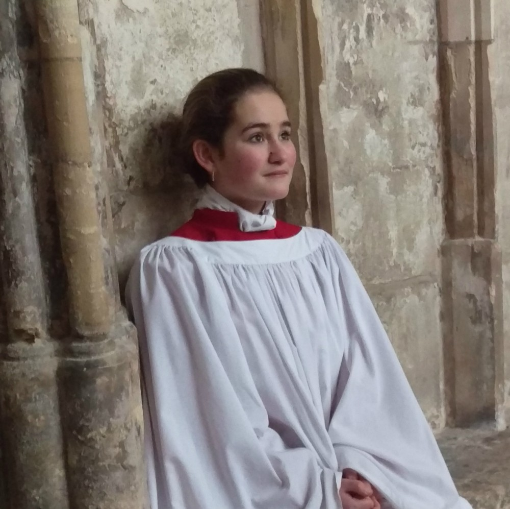 Girl choristers to join Cathedral Choir
