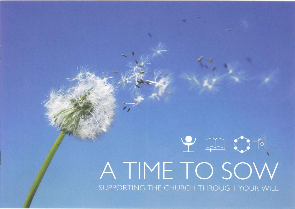 A time to sow logo