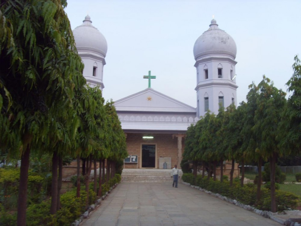 Dornakal Cathedral