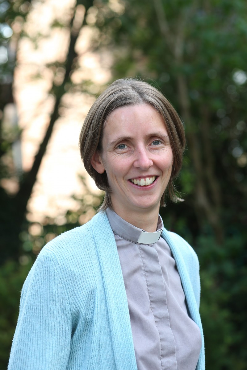 The Revd Katrina Scott
