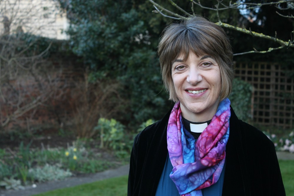 New Bishop of Gloucester