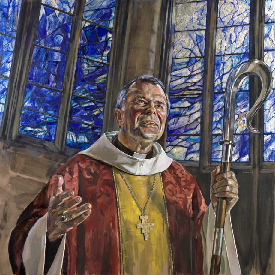 Bishop Michael's portrait