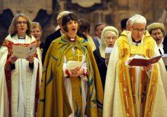 Bishop Rachel's Christmas day sermon