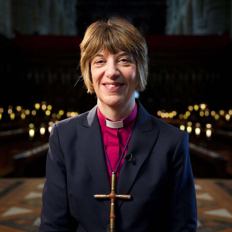 Rt Revd Bishop Rachel Treweek