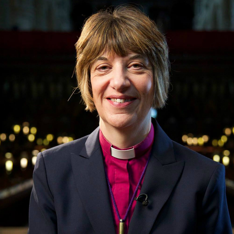 Rt Revd Bishop Rachel Treweek, Diocese of Gloucester