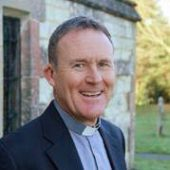 Archdeacon Phil's welcome service