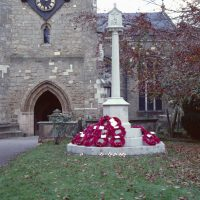 Funding for conservation and protection of war memorials