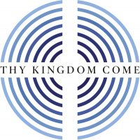 Thy Kingdom Come logo for diocese 2017