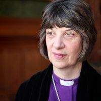 Safeguarding presentation given by Bishop Rachel