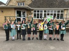 Woodchester Primary gets top marks