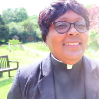 The Revd Frances Quist