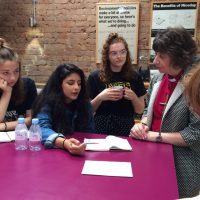 Young people exploring self-identity