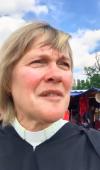 Pioneer Minister Wendy Ruffle