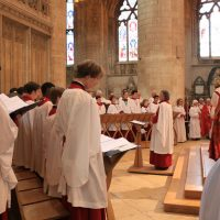 Choir to sing weekly hymns for digital church services across the country