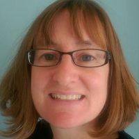 Helen Wolfson, Vision Support Officer