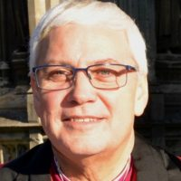 Baptism: letter from the Bishop of Tewkesbury