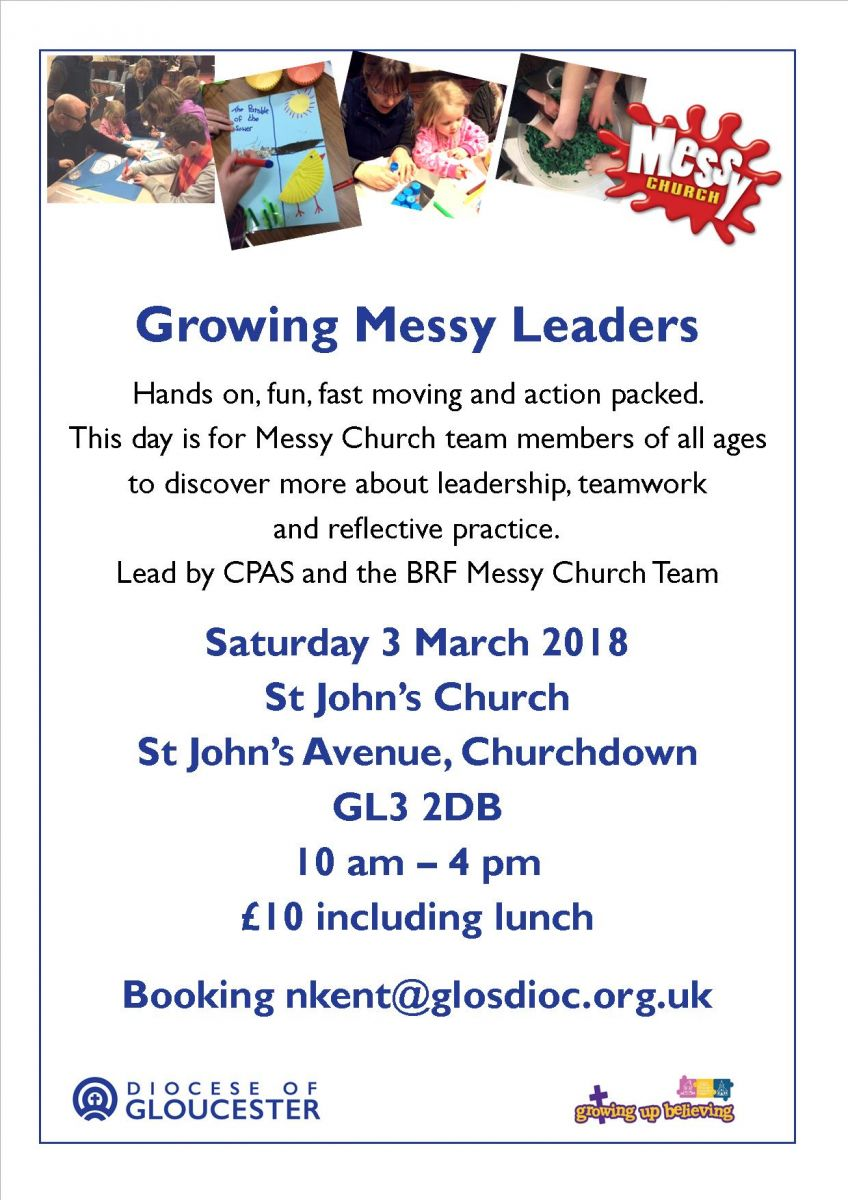 Growing Messy Leaders