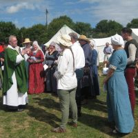Malarkey at the Medieval Festival
