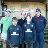 Coach and vicar team up for rugby church