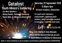 Catalyst – youth ministry gathering