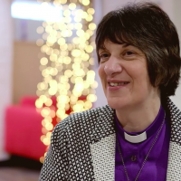 Bishop Rachel female leadership