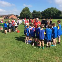 Volunteer's blog: What the Cathedral football tournament meant to me