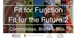 Fit for Function 2: Communities, Briefs and Bids at Leominster Priory, Herefordshire on 2nd October 2018