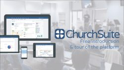 GDPR: Learn about parish data management product, ChurchSuite