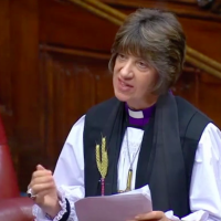 Bishop Rachel speaks in the House of Lords