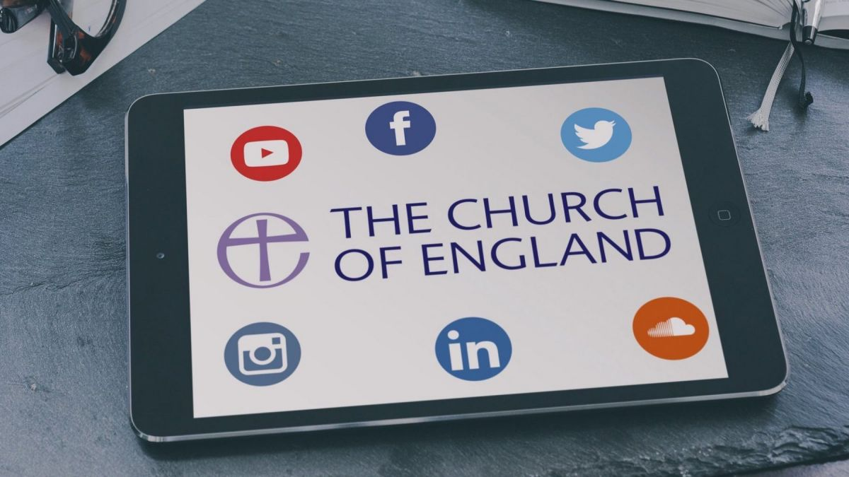 church of england digital communications team