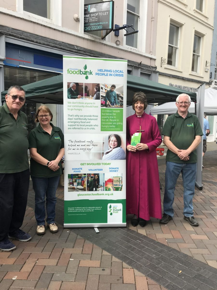 Petition To Fix Universal Credit Diocese Of Gloucester