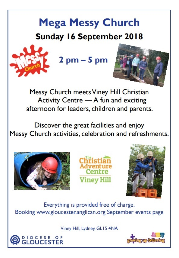 Upcoming young people and family events – Diocese of Gloucester