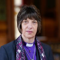 The Right Revd Bishop Rachel Treweek, Bishop of Gloucester