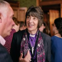 Bishop Rachel leading change to women's judicial system