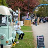 ice cream Cheltenham Festival