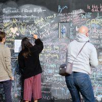 Blackboard Cheltenham Festival Haikus Gary Barlow