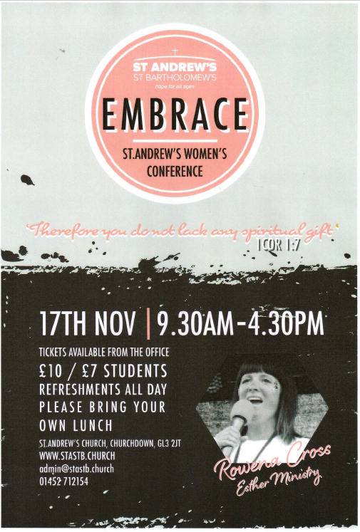 EMBRACE Women's Conference