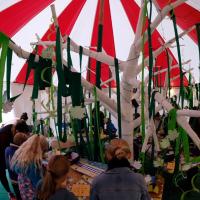 tent Cheltenham Festival