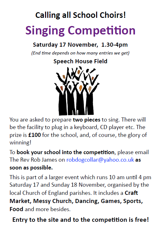 School Choirs Singing Competition