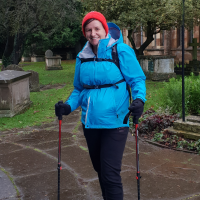 100 mile walk for 50th birthday challenge