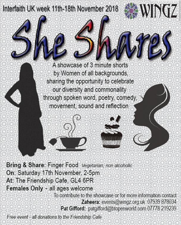 She Shares