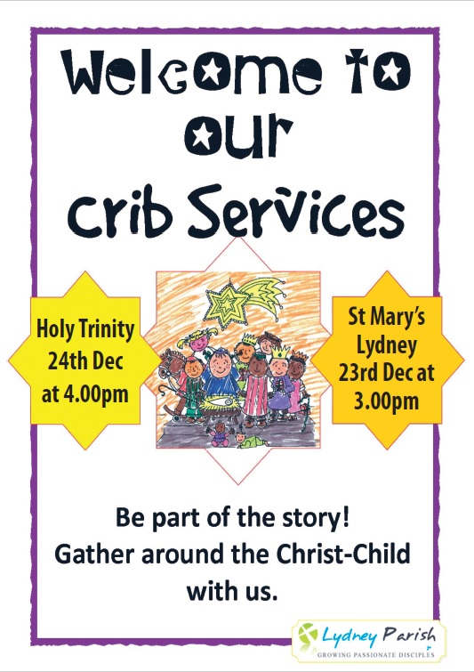 Crib Services in Lydney Parish