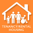 Housing rollover - click here for tenancy and rental housing resources