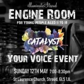 Catalyst: Your Voice, Stroud