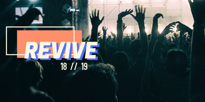 REVIVE DAY – for youth by youth