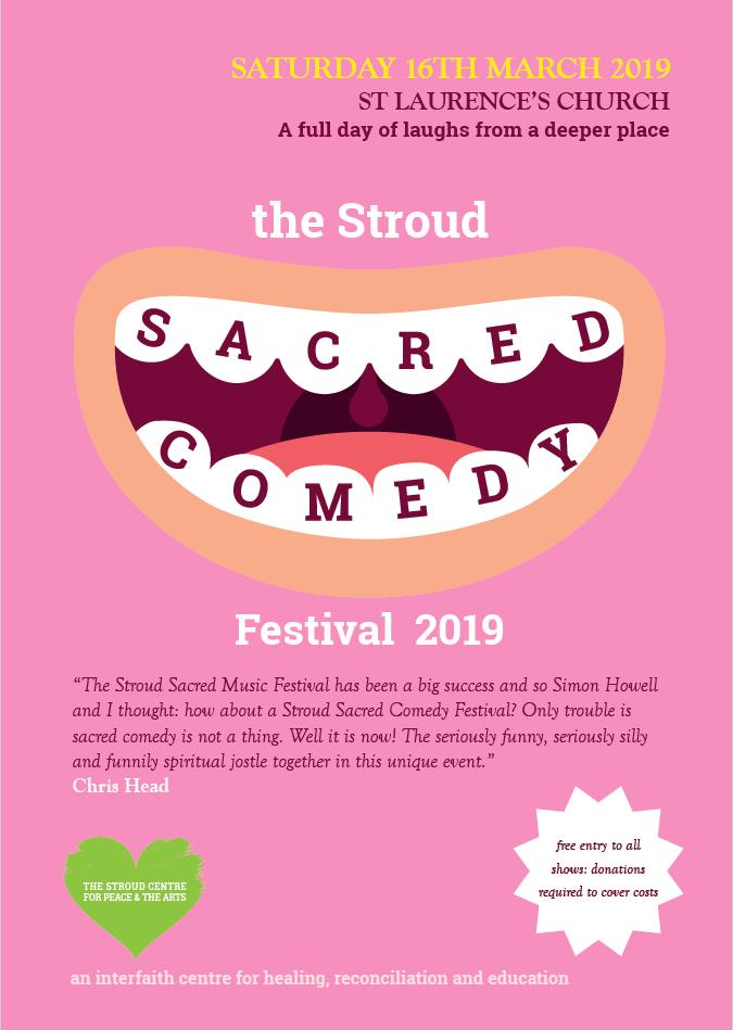 Sacred Comedy Festival