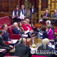 Bishop Rachel debates in the House of Lords